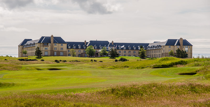 Fairmont Hotel - St. Andrews, Scotland