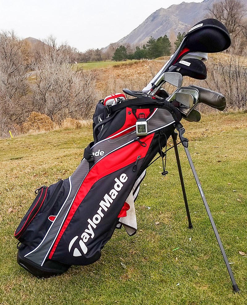 TaylorMade Supreme Hybrid Golf Bag