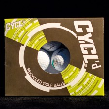 CYCL'd Golf - Recycled Golf Balls