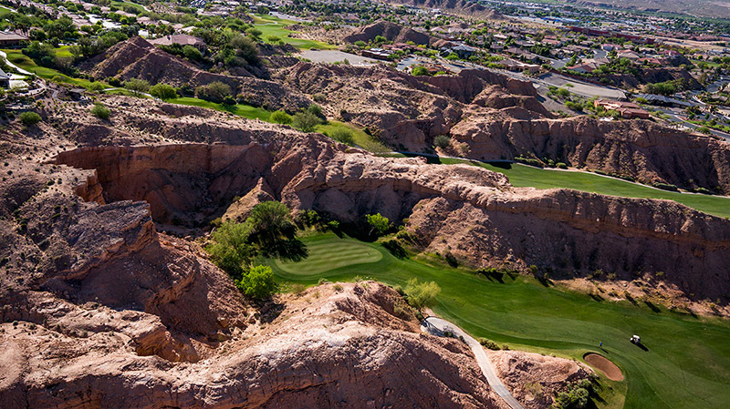 Oasis Palmer Course - Mesquite, NV