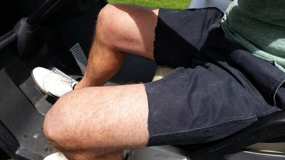 The latest shorts from Puma or Dunning? Perhaps not...