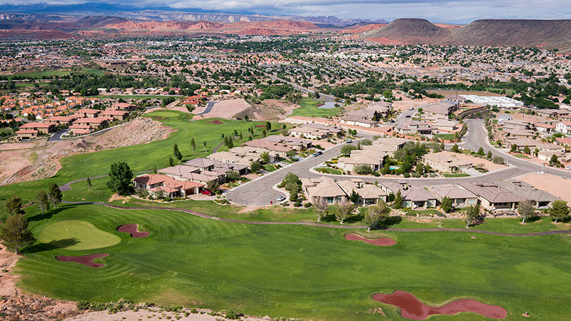 Sunbrook Golf Course, St. George, Utah
