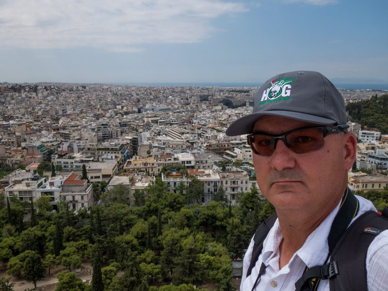 Greetings From Athens, Greece