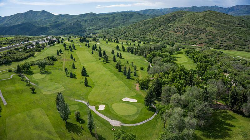 Mountain Dell Canyon Course