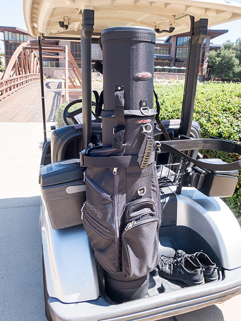71aa8492dbcf CaddyDaddy Co-Pilot Pro Hybrid Golf Travel Bag Review | Hooked On ...