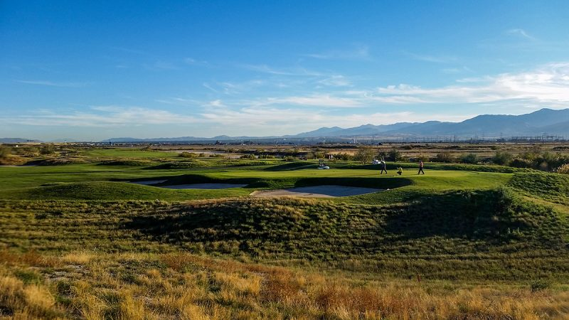14th Hole - Wingpointe Golf Course