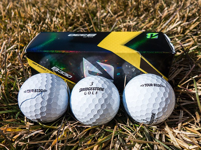 Bridgestone Golf Tour B330 Golf Balls for 2016