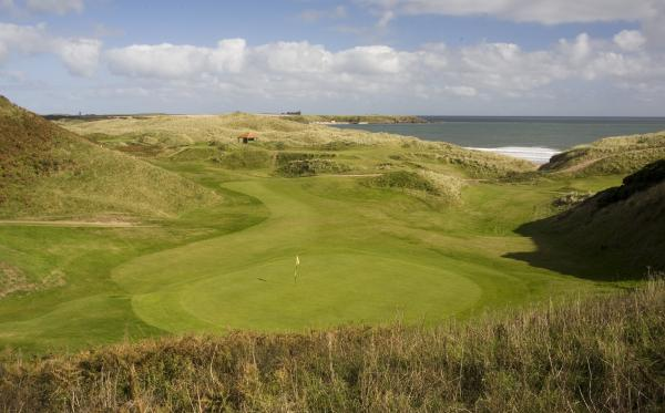 Cruden Bay - Hole #8