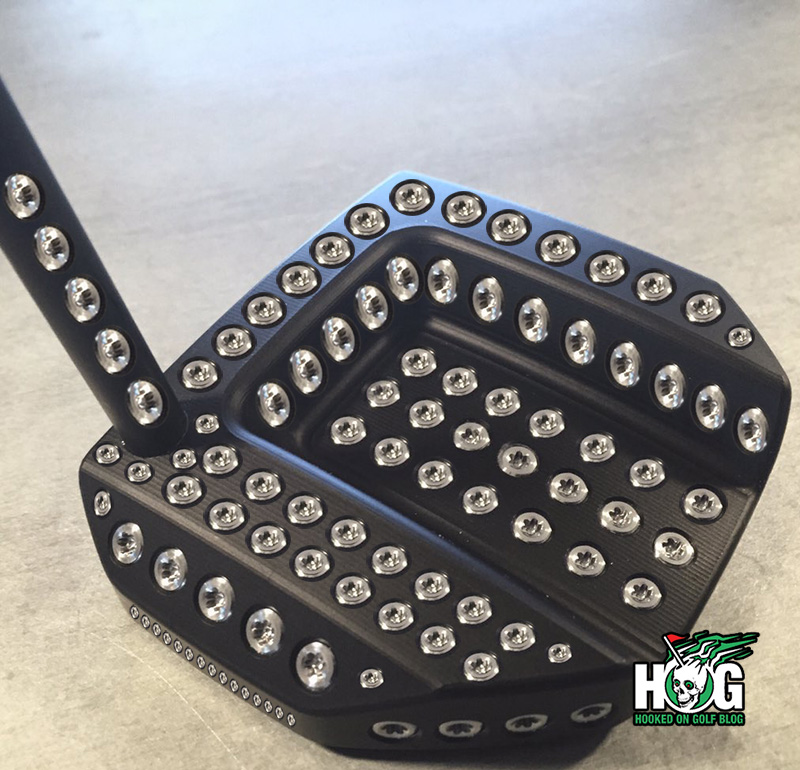 Yet-to-be-released PXG Drone 2.123 Putter