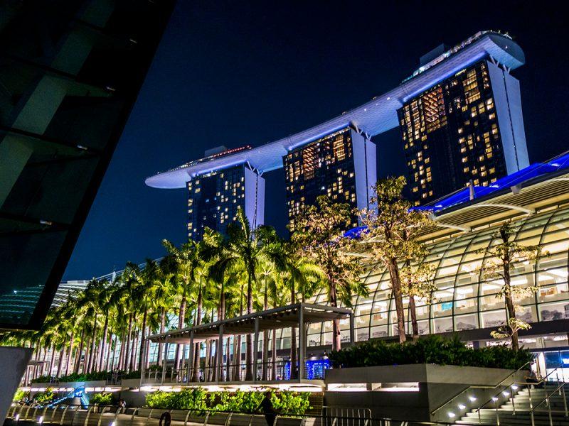 Marina Bay Sands Resort - Singapore