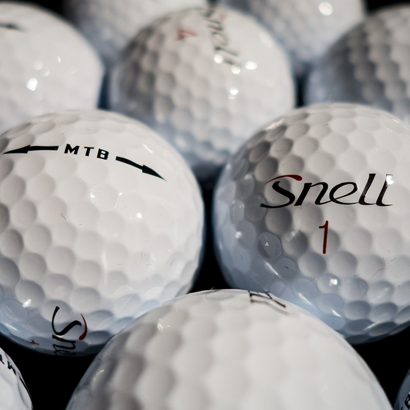 Snell MTB My Tour Golf Ball