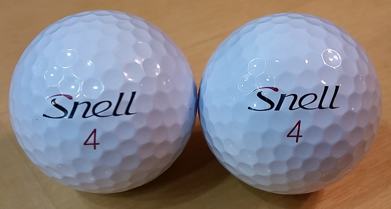 Snell MTB Golf Ball