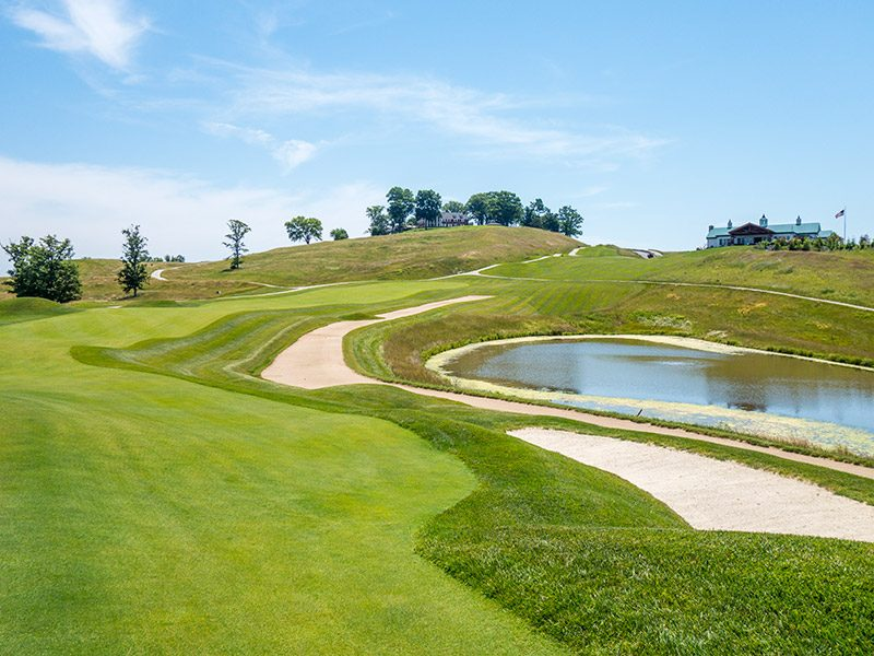 French lick dye golf