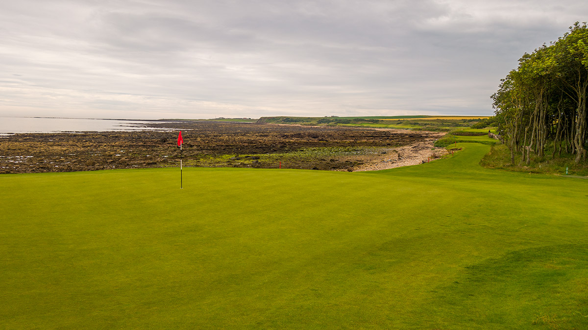 Kingsbarns Golf Links - 15th Hole