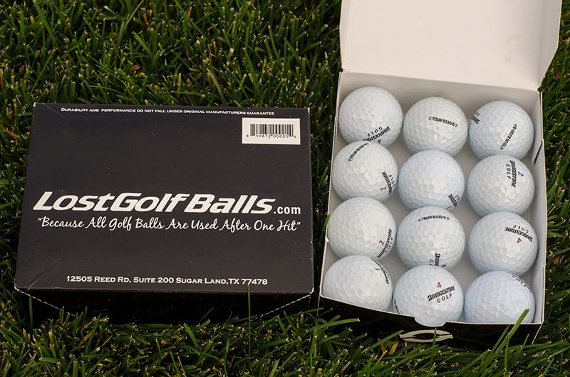 LostGolfBalls.com Golf Balls