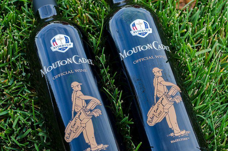 Moutan Cadet Ryder Cup Wine