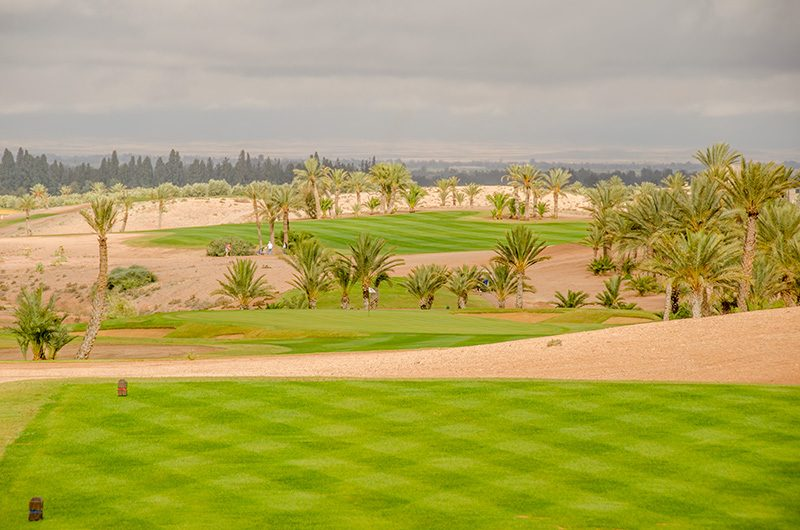 Assoufid Golf Club, Morocco