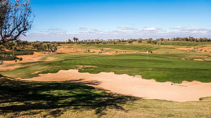 Royal Palm Golf Club in Marrakech Morocco