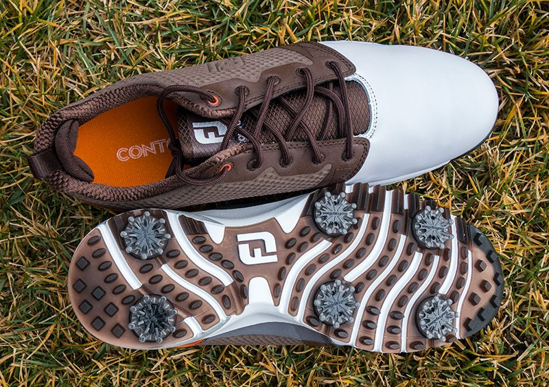 First Look  New FootJoy Contour Fit Golf Shoe  8e060a44f6f
