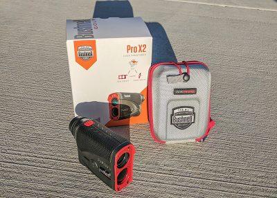 Bushnell Golf Pro X2 Laser Rangefinder
