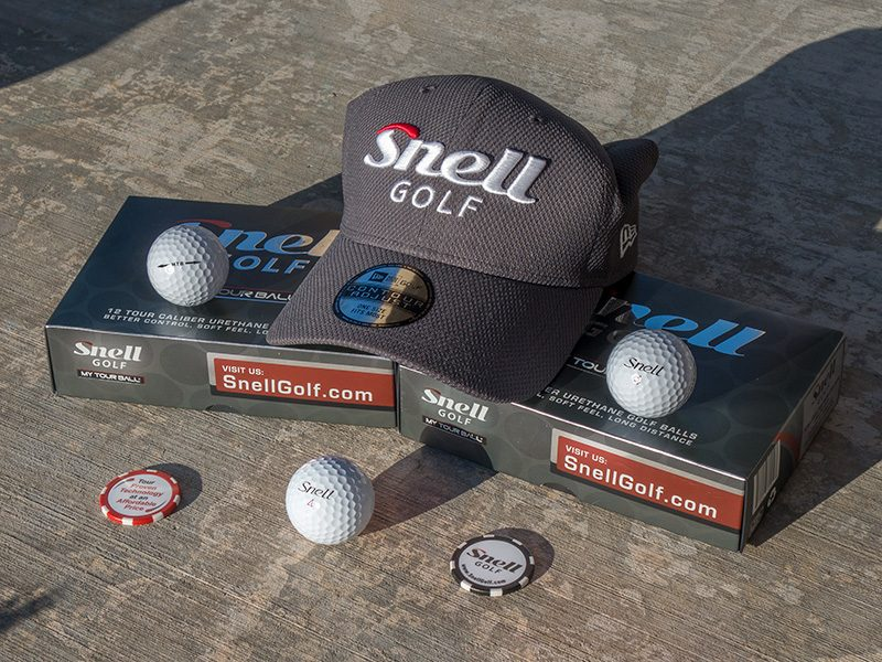 Snell Golf Ball Father's Day Gift Pack