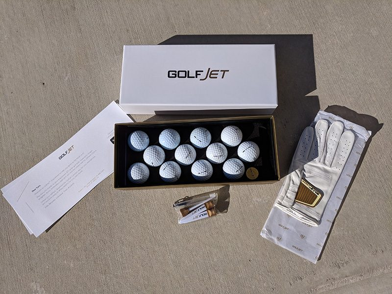 Golf Jet - Jet Pack