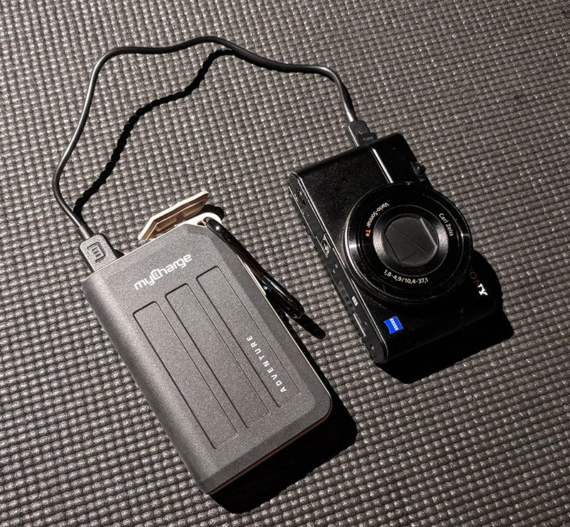 Review Mycharge Adventuremax Rugged Portable Charger