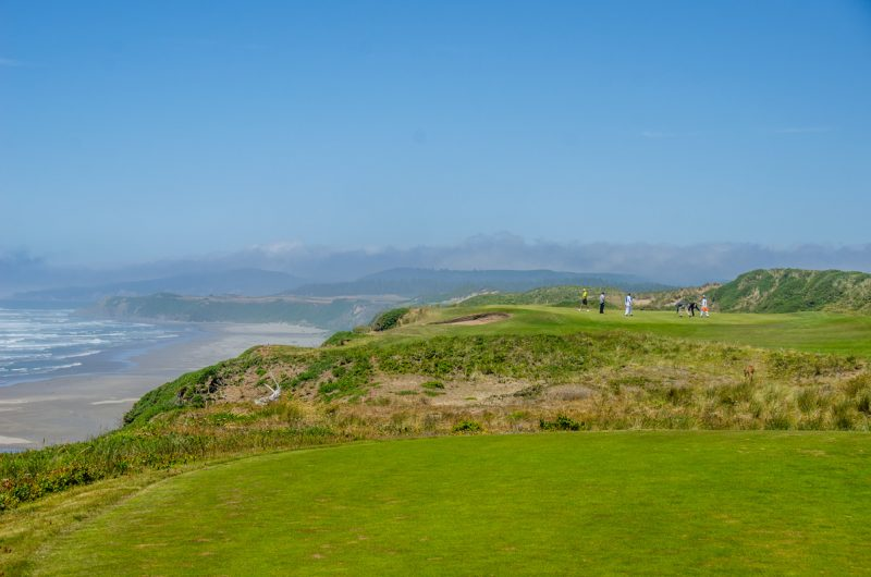 Bandon Dunes Par-3 6th Hole