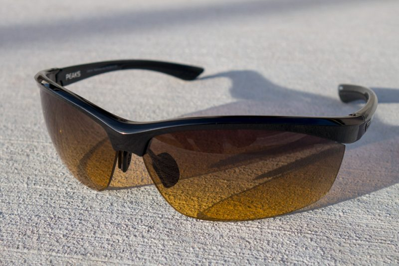 9a56022d5eae It has only taken 14 years to get my next Peak Vision Sunglasses review  started. I ve just gotten in a pair of their GX5 models in for review.
