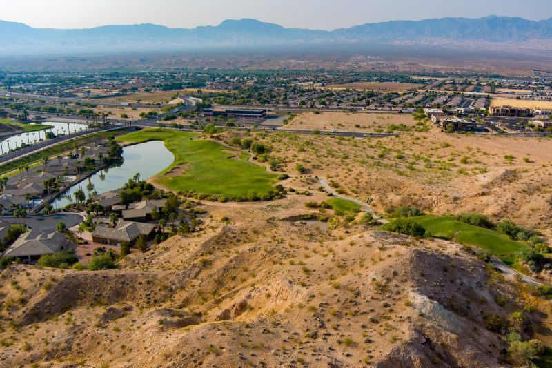 Oasis Palmer Course